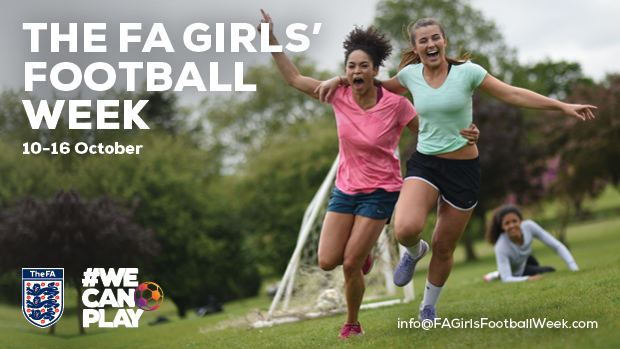 Girls' Football Week