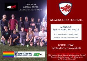 Football for Women UK